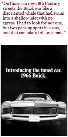 Ted Widmer's Buick Skylark