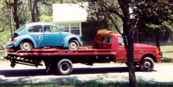 Chris Hamilton's First Car