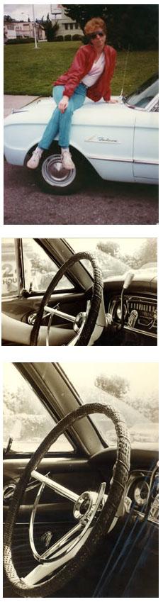 Lori's 62 Ford Falcon