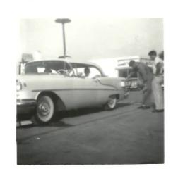 First Car: 1955 Oldsmobile Hardtop