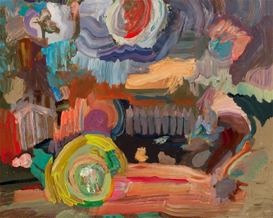 Freedom Summer Paintings, Cynthia Ryan Kelly